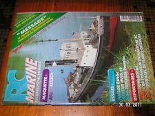 RC Marine n°104 A962 Belgica Najade