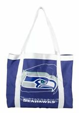 Seattle Seahawks Tailgate Canvas Tote Shoulder Bag Purse NFL