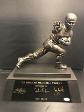 Griffin George Smith Signed Heisman Trophy Replica Ohio State Buckeyes JSA