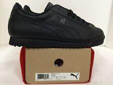 """Puma Roma Basic style# 353572 17 Mens Black """"Vintage"""""""