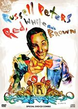 F5 BRAND NEW SEALED Russell Peters - Red White and Brown (DVD, 2013)