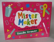 Mister Maker Doodle Drawers Pencil Toppers Play Stick Pets Finger Puppets