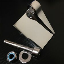 Motor Harley Dyna Softail Sportster Touring V-Rod Chrome Right Mirror Adapter