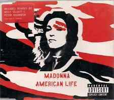 Madonna American Life European CD Single Europe