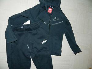 Boys' Nike Air Sports wear Tracksuit Hoodie Age 12/13 years Slim Fit