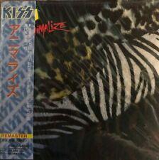 Kiss - Animalize ( MINI LP AUDIO CD with OBI )