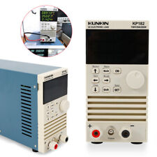 Single Channel Electronic DC Load Tester Meter 200W/150V/20A KP182 US Stock