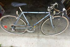 Vintage Puch Pathfinder series  SunTour Gear bicycle road  bike blue