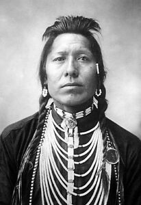 Chief Thundercloud Poster, Blackfoot, Indian, Native American