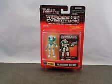 TRANSFORMERS HOC PARADON MEDIC Heroes of Cybertron New in Box