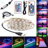 0.5M-5M LED Strip Light 5050 SMD for TV Back Lighting DC 5V USB Remote Control