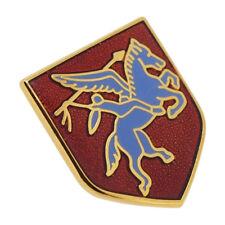 Airborne (Pegasus) Shield Lapel Badge