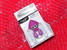 PURPLE SQUID  World of Nintendo mini figurine Jakks Pacific