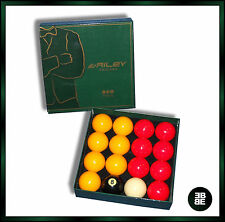 Original Riley Professional Kugelsatz für Poolbillard. CASINO POOL 57,2 mm