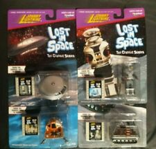 New listing Johnny Lightning Lost In Space Classic Series Set Of 4 Beautiful set