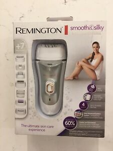 Remington EP7700 7-in-1 Wet and Dry Cordless Epilator for Women