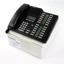 Nortel Norstar M7324 Black Meridian Phone Set Refurb - Lot 1 Year Warranty