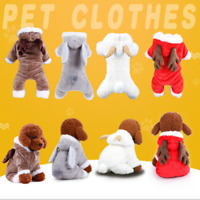 Fashion Pet Clothes Dog Hoodie Cat Coat Puppy Apparel Warm Costume New