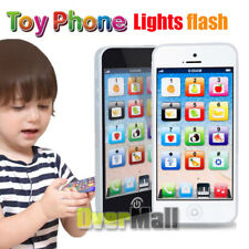 2020 New IQ Toys Kids Mobile Phone Play Cell Phone Toy For Baby Gift EDUCATIONAL