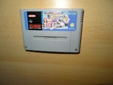 Videojuegos Street Fighter Nintendo SNES