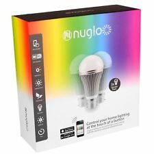 Wifi Controlled Multicolour Bulb Lighting (LED Home App Lamp Smartphone Device)