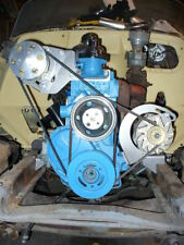 10042 A/C AIR CONDITIONING & ALTERNATOR 1955-62 235 261 CHEVY CHEVROLET