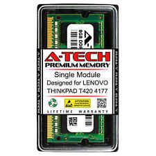 8GB PC3-10600 DDR3 1333 MHz Memory RAM for LENOVO THINKPAD T420 4177