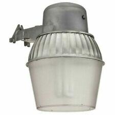 Lithonia Lighting 65-Watt CFL Wall-Mount Outdoor Gray Fluorescent Area Light