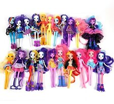 Lot of 21 - My Little Pony Equestria Girls Dolls