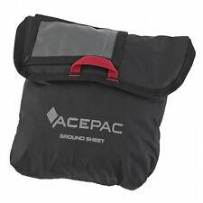 Acepac Ground Sheet Changing Bag Black