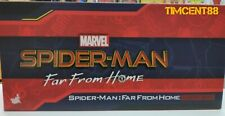 Ready! Hot Toys Spider-Man Far From Home Light Box New