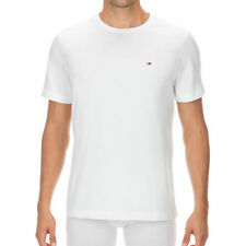 Ropa de hombre Tommy Hilfiger de color principal blanco 100% algodón