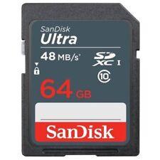 Tarjetas de memoria Universal SDXC para teléfonos móviles y PDAs con 64 GB de la tarjeta