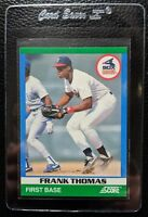 1991 SCORE RISING STAR #78 FRANK THOMAS CHICAGO WHITE SOX HOF MINT