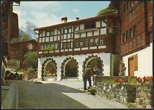AB1813 Switzerland - Werdenberg bei Buchs  - Hauptplaz mit Margelkopf - Postcard
