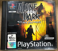 Alone in the Dark: The New Nightmare (Sony Playstation 1, 2001)