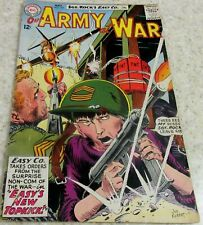 Our Army at War 142 (FN 6.0) 1964, 40% off Guide!