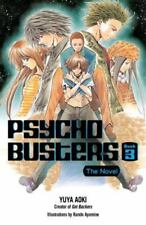 Psycho Busters: The Novel     Book Three-ExLibrary