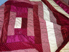 King Size Bedspread 8ft x 7ft