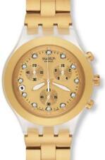 Relojes de pulsera baterías Swatch de aluminio