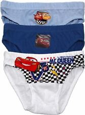 Disney Cars 3 McQueen Three Pack Pants Briefs Set  - Spring Summer Collection