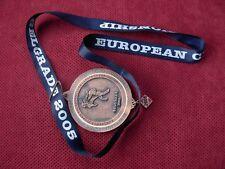 EUROPEAN FUDOKAN - SHOTOKAN KARATE CHAMPIOSHIP PARTICIPANT MEDAL - BELGRADE 2005