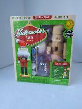 New ListingWorks of Ahh Nutcracker Santa - Paint Set