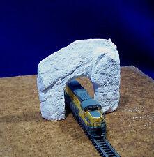 N Scale Rock Tunnel Portal TN008   TWIN PACK