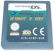 ULTIMATE GOLF - Nintendo DS Gioco Game Bambini 3DS Lite Femmine Maschi