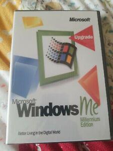 Upgrade Microsoft Windows ME Millennium Edition