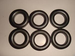 6 x Anti - interference magnetic Ferrite Ring , Ferrite Core