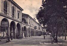 NIZZA MONFERRATO (ASTI) - TEATRO SOCIALE - RARA CARTOLINA - ANNI '40