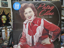 PATSY CLINE Walkin' After Midnight Blue Vinyl LP Limited Edition only 500 made