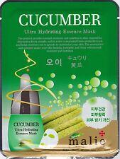 Moisture Essence Face Mask Sheet Korean Facial Beauty Skin Care Collagen Pack